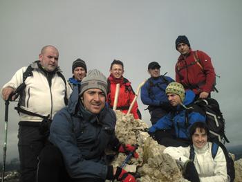 Ruta por Riopar - Pico Argel