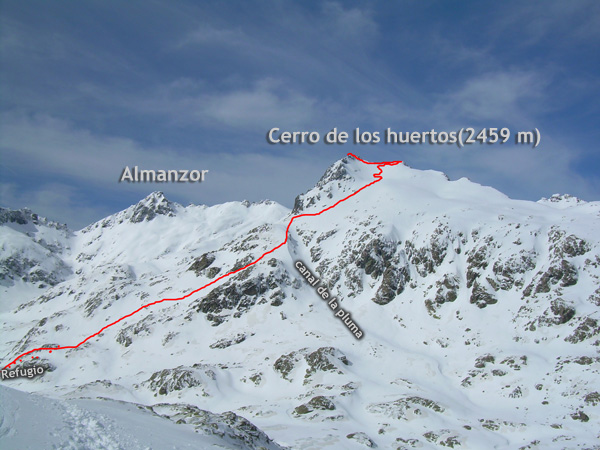 Ascensión al Cerro de los Huertos  (2472 metros) - Gredos