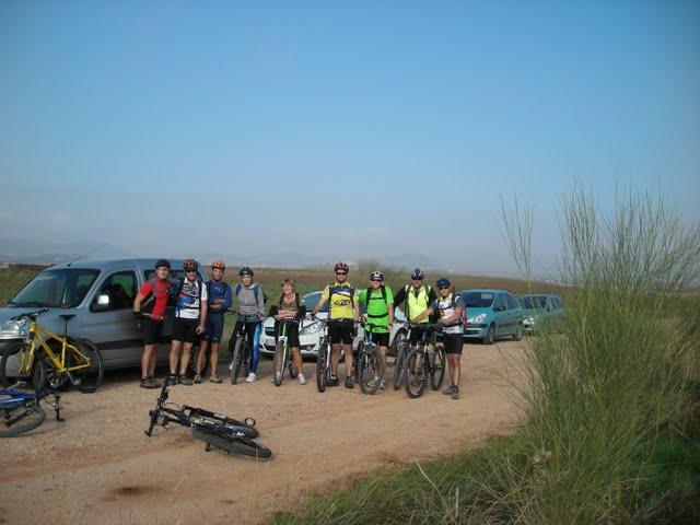 Ruta en bicicleta por la Sierra de Alcaraz