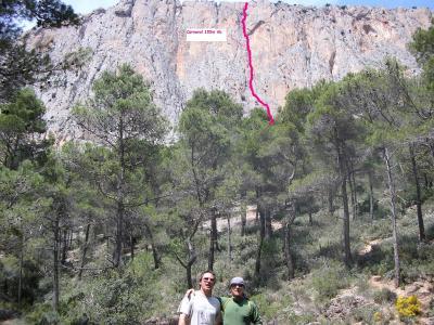 Viaje a Sierra Espuña
