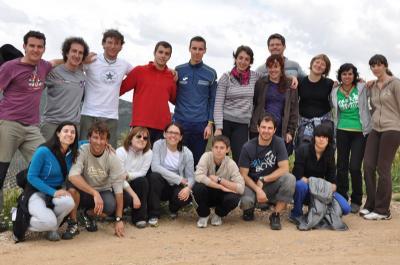 Curso de escalada - Club Gecko - Centro Juvenil Covadonga 2011