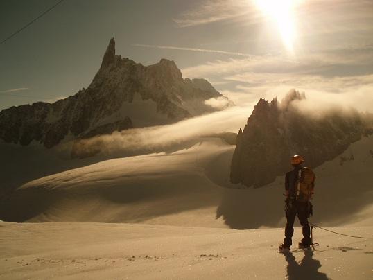 Vacaciones en los Alpes